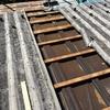 アスベストな屋根材