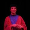 皆さん、いい顔!4  東京賢治シュタイナー学校          2016年度12年生オイリュトミー公演