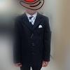 小学校入学式用のスーツ(男子)決めました