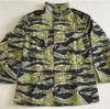 アメリカの軍服 M65フィールドジャケット(タイガーストライプ迷彩)モデル品とは?0182  🇺🇸
