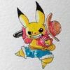 武装色の覇気×イケメンピカ様 Busoshoku haki × cool pikachu