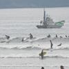 69日ぶりに鵠沼でサーフィン。その混雑っぷりに絶句するも……