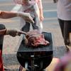 熱い夏 塊肉を存分に喰らうがいい