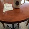 ベリーベリーショコラロイヤルミルクティー@タリーズコーヒー札幌STV北2条店