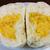 金包堂『卵黄まん』と『肉まん』@今日のおやつ