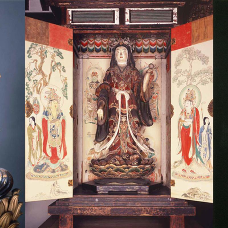 麗しの仏様も見られます! 木津川市の文化財を見に行こう「秘宝秘仏特別開扉」