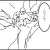 四コママンガ 救助