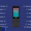 インドの携帯電話市場で価格破壊 実質無料、フィチャーフォンだがアプリ起動も可能