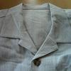 冥王 シルバーズ・レイリーとストライプのパジャマ より。