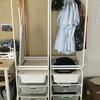 IKEAのオープン収納〜次男の洋服入れ〜