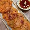 食材は2つだけ♡「じゃがいもとキムチのもちもちチヂミ」の簡単レシピ