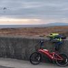 2021, 2/13 自転車 甲府から富士川を下る