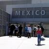 現代の万里の長城?メキシコとの国境に壁