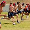 ヨーヨー間欠性テストのレベルとタイプ(近年のサッカー選手のVO2peakは約200ml/㎏-0.75min-1であることが示されている)