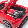LEGOレゴ8671フェラーリF430スパイダー組立レビュー後編