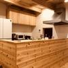キッチンの天井と内装制限のお話