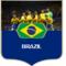 ブラジル代表メンバーの背番号と身長と所属クラブ【サッカーロシアワールドカップ】