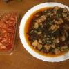 麻婆豆腐とキムチを夕食に決定 ピリ辛三昧で夏バテ解消