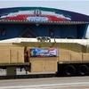 イランが新型ミサイル発射実験 米、追加制裁の可能性