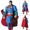 【バットマン】マフェックス『スーパーマン ハッシュ版/SUPERMAN(HUSH Ver.)』可動フィギュア【メディコム・トイ】より2020年7月発売予定♪