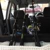 100均アイテムで自作できるか?車用激安釣竿ホルダーを220円で自作する方法