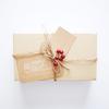 かわいいお取り寄せお菓子、caféひそひそさんの季節の小包み。【2019年 クリスマス】