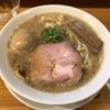 麺や花よ@若松河田の背脂煮干