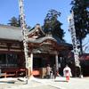 「大前神社」 彫刻が素晴らしいのよ!