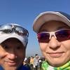 1年前・ひらかたハーフマラソン。お方さまが挑んだ、初めての21.0975km。