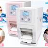 新しい時代の高品位除菌タオル製造機の【プールスPurus】に注目!