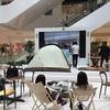 スノーピークのテント設営講習会