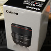 Canon EF85mm F1.4L IS USMをポチる