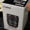 Canon EF85mm F1.4L IS USMをポチる