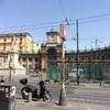 活気ある街  @ナポリ