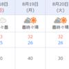 【北九州記念2019】追い切り(調教)評価BEST3