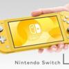 Switch Lite買ってしまいました。