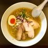 【今週のラーメン3060】 鶏こく中華 すず喜 (東京・三鷹) こく塩 〜三鷹にいきなりハイクラスな鶏コク麺がやってきた!