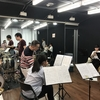 尾州ティーンズジャズオーケストラ絶賛練習中!