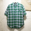 THE NORTH FACE PURPLE LABEL Madras Big Shirt
