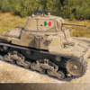 【WOT】イタリア Tier 2 中戦車  M14/41   車輌性能と弱点【Supertest】
