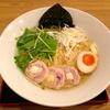 【今週のラーメン1606】麺屋 大申 (東京・馬喰横山) 大申淡麗鶏ラーメン・塩・大盛り