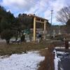 今年の初詣では、宮城県涌谷町黄金山神社に行ってきました