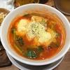 太陽のトマト麺@新宿の太陽のチーズラーメン