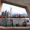 <香港:大角咀>海輝道花園 ~人が少なめだけど景色のいいビクトリアハーバー沿いのプロムナード~