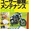 バイクのユーザー車検は簡単で激安!YZF-R1編