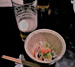 ★ふぐ皮ポン酢