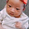 咲茉1か月検診
