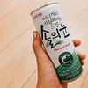 韓国のジュースを飲んでみた。