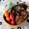 NO.87 ピーマン肉づめ弁当と秋の味覚