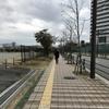 やっとインテックス大阪に到着